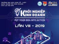 Cuộc thi Khởi nghiệp Kinh doanh lần VIII - 2019 đã chính thức trở lại