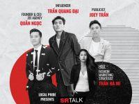 SR TALK #4 – Buổi chia sẻ kinh nghiệm từ những chuyên gia thời trang hàng đầu