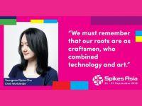 """Giám đốc Sáng tạo Cheil Worldwide: Châu Á là """"mảnh đất màu mỡ"""" dành cho sáng tạo"""