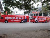 HLV Park Hang Seo đắt show quảng cáo tại Việt Nam