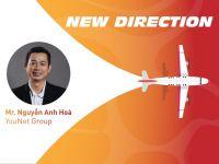 """New Direction #7: YouNet Group – """"Kiến tạo Digital Marketing Group thế-hệ-mới trên nền tảng sáng tạo, công nghệ và dữ liệu"""""""