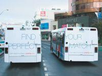Chiêm ngưỡng những mẫu quảng cáo trên xe buýt cực sáng tạo