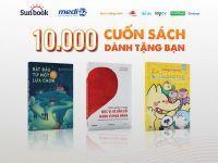 MediaZ kết hợp Sunbook trao 10.000 cuốn sách dành tặng cộng đồng