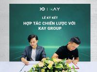 Xanh Marketing Ký Kết Thỏa Thuận Hợp Tác Với Kay Group Và Prism