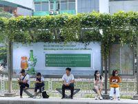 Hà Nội xây 600 nhà chờ xe buýt chuẩn châu Âu – Cơ hội phát triển mới cho OOH