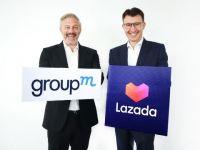 Lazada hợp tác chiến lược với GroupM tại Đông Nam Á