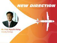 """New Direction #8: Ông Paul Nguyễn Hưng – """"Từ khởi nghiệp Internet đến kinh doanh thức uống tốt cho sức khoẻ"""""""