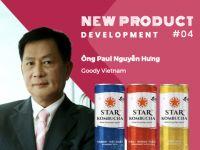 """Phát triển sản phẩm mới #4: """"Đại dương xanh"""" của thức uống lên men Star Kombucha"""