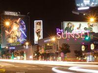 Câu chuyện thú vị đằng sau đại lộ quảng cáo ngoài trời Sunset Strip Hollywood