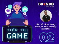 """Tiếp thị Game #2 – Giám đốc Phát hành Amanotes: """"Game âm nhạc là mảnh đất màu mỡ"""""""