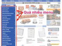 5 sai lầm khiến website bán lẻ, thương mại điện tử tụt hạng nghiêm trọng