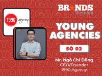 """Young Agencies #2 – 1990 Agency: """"Nhỏ nhưng có võ"""""""