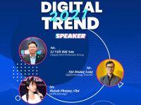 Mời tham dự Webinar: Digital Trend 2021