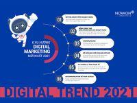Những xu hướng & động lực tăng trưởng của Digital đáng chú ý tại Webinar: Digital Trend 2021