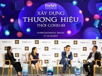 Những chuyên gia nào sẽ chia sẻ tại Hội nghị Xây dựng thương hiệu thời COVID-19 của Forbes Vietnam?