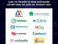 Oncustomer by Novaon vào top 10 dự án tài năng khởi nghiệp Đổi mới sáng tạo Quốc gia 2020