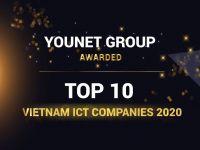 YouNet Group vinh dự nhận giải thưởng Top 10 Doanh nghiệp Digital Marketing Việt Nam 2020