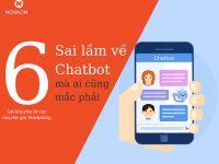 6 hiểu lầm về Chatbot mà doanh nghiệp hay mắc phải