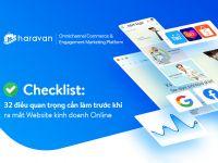 [eBook] Checklist: 32 điều quan trọng cần làm trước khi ra mắt website kinh doanh Online