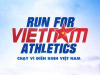 100PLUS tổ chức sự kiện 'Chạy vì điền kinh Việt Nam' nhằm gây quỹ hỗ trợ vận động viên