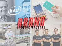 Brand Updates W3/2021 – CEO Intel từ chức, Lợi nhuận 2020 của KIDO Group tăng mạnh