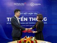 Nội thất Xuân Hòa ký hợp đồng hợp tác chiến lược với Novaon Communication