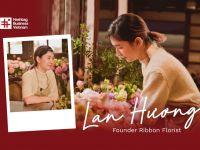 #HashtagStartup – Người trẻ Khởi nghiệp: Founder Ribbon Florist – Đánh đổi cuộc sống ổn định để khởi nghiệp với hoa nghệ thuật