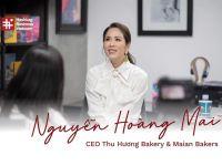 #HashtagStartup – Người trẻ Khởi nghiệp: CEO Thu Hương Bakery và câu chuyện tìm lại chính mình sau tuổi 35
