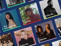 Spotify ra mắt 'Spotify Mixes' – danh sách phát cá nhân hoá theo nghệ sĩ, thể loại nhạc và thập niên