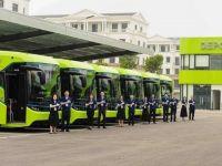 Xe buýt điện thông minh VinBus chính thức đi vào hoạt động
