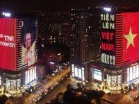 Quảng cáo LED Building và những màn trình diễn ánh sáng ấn tượng