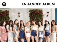 Spotify độc quyền album mở rộng của nhóm nhạc Hàn Quốc Twice