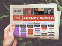 Agency World W24/2021 – Dentsu Redder và Biz-Eyes được vinh danh tại các giải thưởng quốc tế