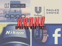 Brand Updates W24/2021: OnePlus sáp nhập vào Oppo, Unilever thâu tóm Paula's Choice