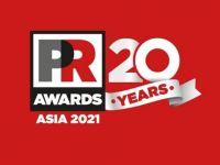 PR Awards Asia 2021 công bố các chiến dịch và agency thắng giải