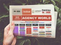 Agency World W25/2021 – Dentsu đơn giản hoá cấu trúc mạng lưới tại Úc, Đại diện Việt Nam lọt vào shortlist Cannes Lions