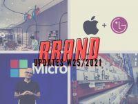 Brand Updates W25/2021: Google khai trương cửa hàng bán lẻ; LG bán iPhone