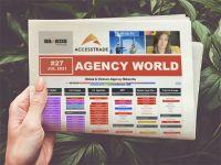 Agency World W27/2021 – MediaCom Vietnam vào shortlist Effie APAC, Dentsu APAC bổ nhiệm Giám đốc Sáng tạo mới