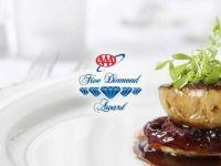 Xếp hạng nhà hàng #2: Hệ thống xếp hạng Kim cương AAA
