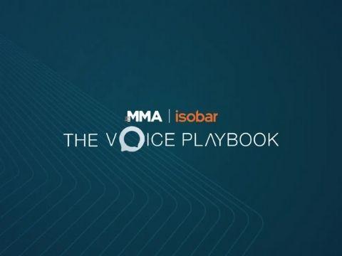 MMA và Isobar: The Voice Playbook 2021 –  Xu hướng tiếp thị tương lai dành cho doanh nghiệp
