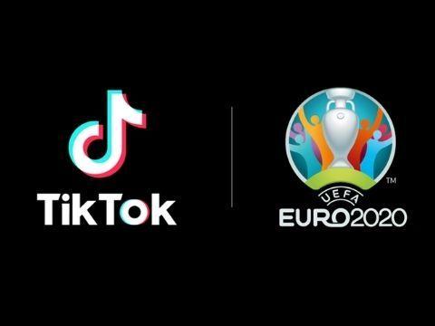 Giải đấu UEFA EURO 2020 trên nền tảng sáng tạo TikTok