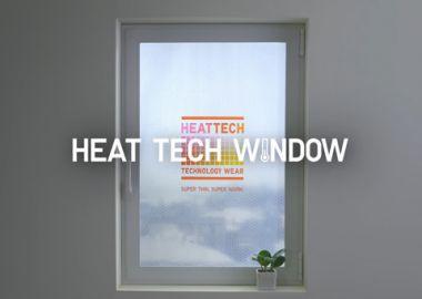 Uniqlo: Heat Tech Window Case