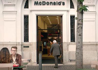 McDonalds: Grandpa